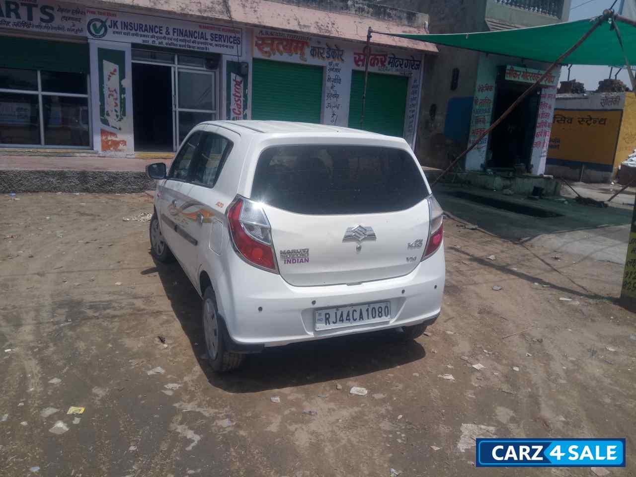 Used 2016 Model Maruti Suzuki Alto K10 Vxi For Sale In