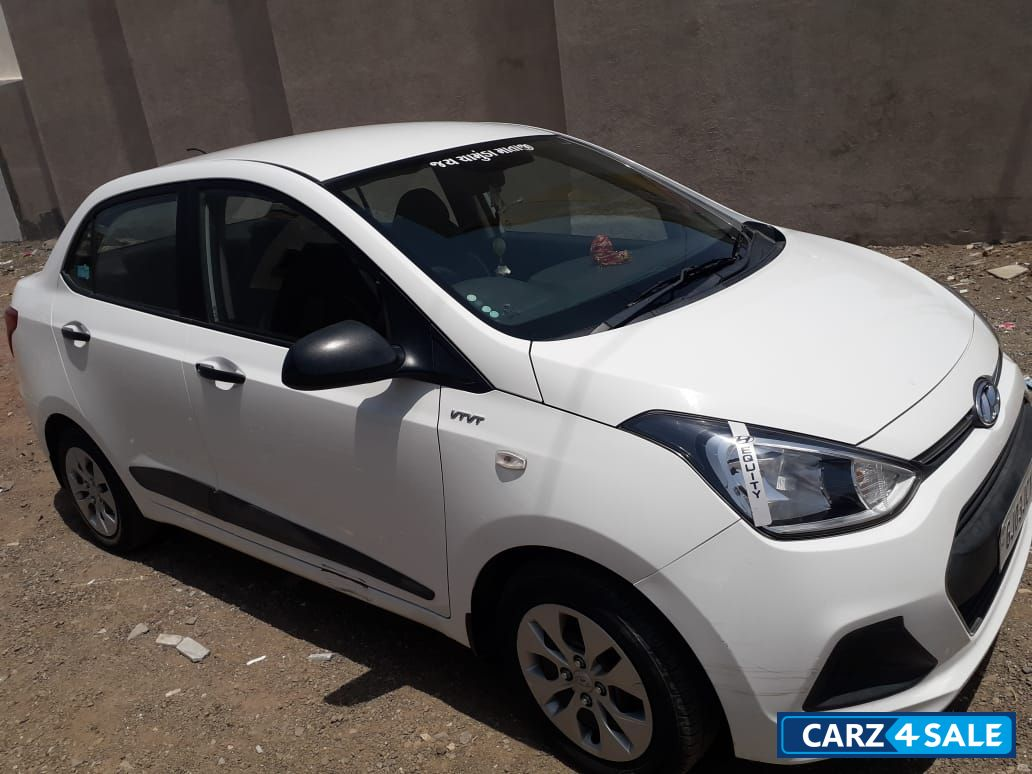 Used 2016 Model Hyundai Xcent Base 1 2 For Sale In Rajkot