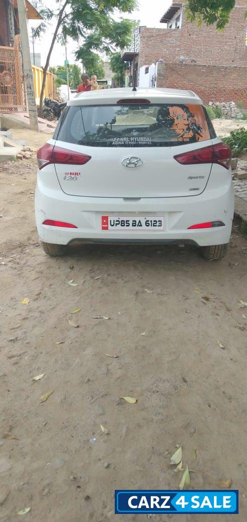 Used 2017 model Hyundai i20 Sportz 1 4 CRDi for sale in