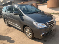 Toyota Innova 2.5 ZX BS IV 7 STR 2015 Model