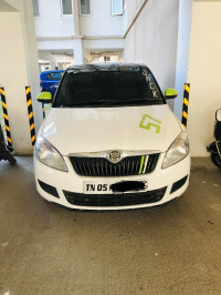 Skoda Fabia Ambition Plus 1.2 TDI CR 2012 Model