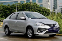 Toyota Etios GD 2018 Model