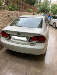 Honda Civic 1.8V AT 2012 Model