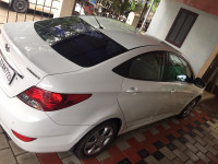 Hyundai Verna 2011 Model