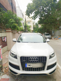 Audi Q7 35 TDI Premium Plus Sunroof 2015 Model
