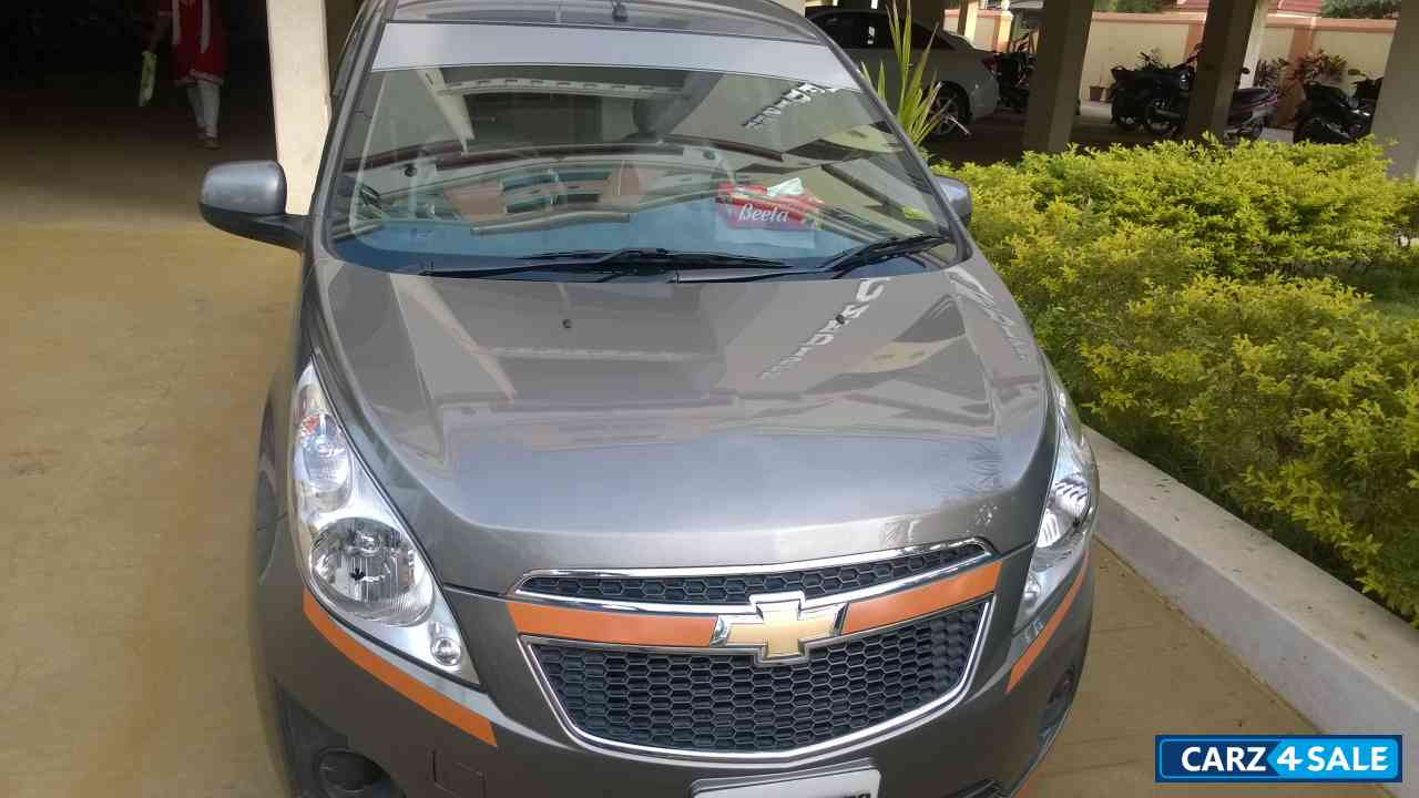 Grey Chevrolet Beat Diesel LS