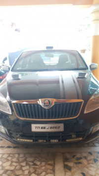 Skoda Rapid 1.5 TDI CR Style Plus AT 2013 Model