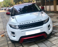 Land Rover Range Rover Evoque 2012 Model