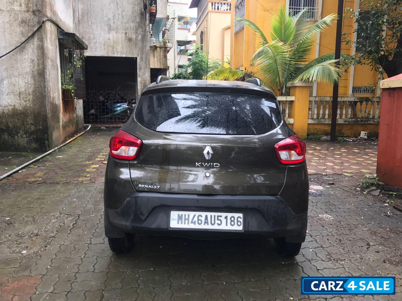 Copper Bronze Renault Kwid Rxt Opt Picture 2 Car Id 6836 Car