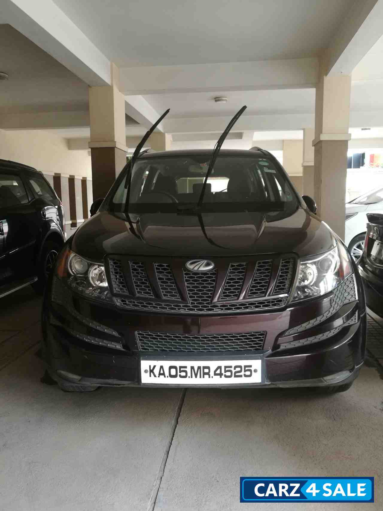 Used 2015 Model Mahindra Xuv 500 For Sale In Hyderabad Id 7355