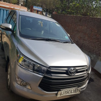 Toyota Innova Crysta 2.4 G 8 STR 2017 Model