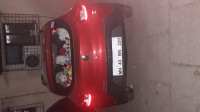 Red Renault  Kwid rxt amt