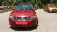 Honda  City iVTech V red colour 2011 Model