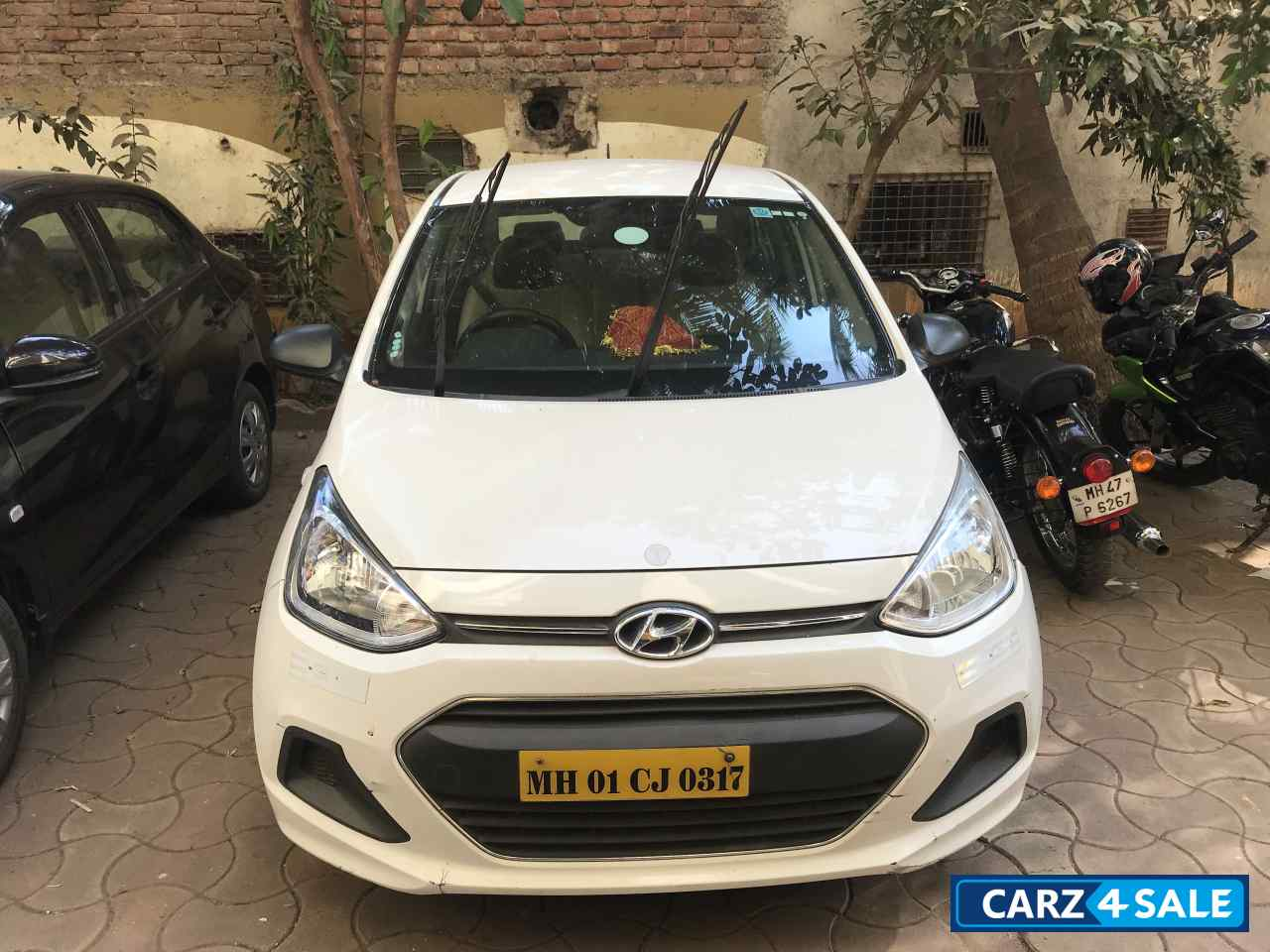 Used 2016 Model Hyundai Xcent For Sale In Mumbai Id 9599 White