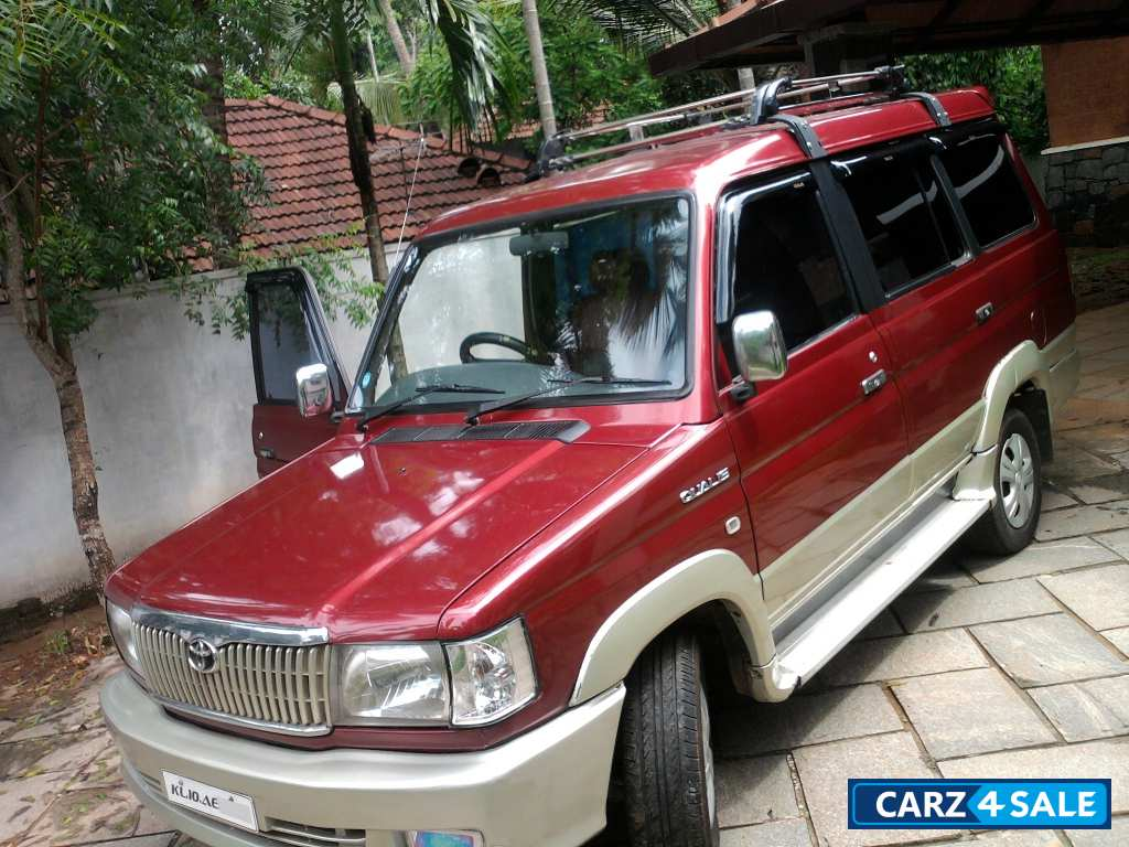 Used 2002 Model Toyota Qualis For Sale In Kozhikode Id 2567