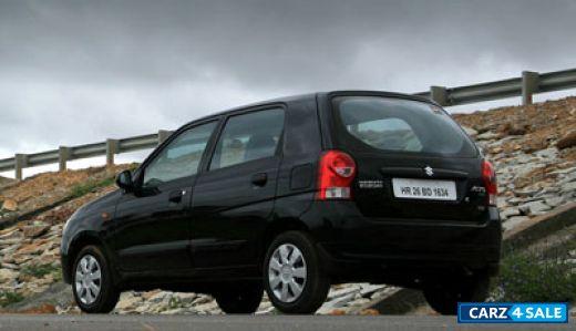 Used 2011 Model Maruti Suzuki Alto For Sale In Chandigarh