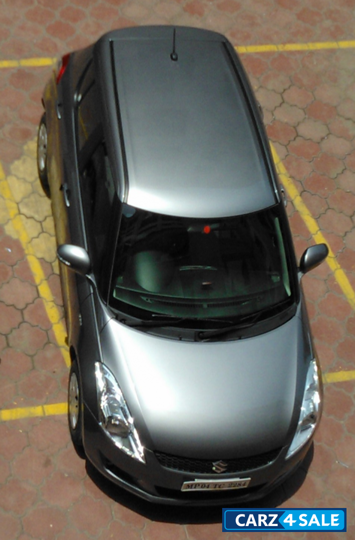 Glistening Grey Maruti Suzuki Swift Vdi For Sale In Bhopal