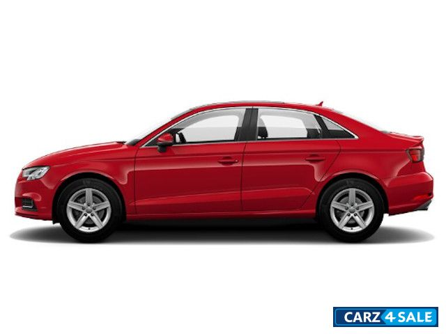 Audi A3 35 TDI Technology Diesel AT