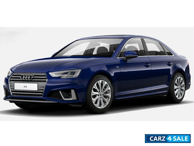 Audi A4 35 TDI Technology Diesel AT