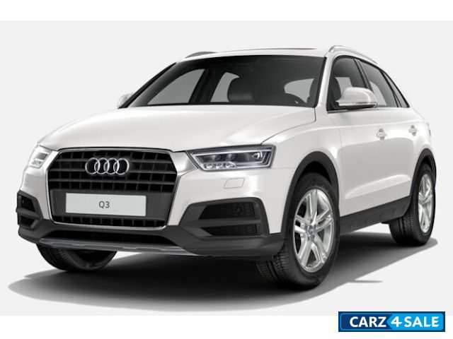 Audi Q3 35 TDI quattro Technology Diesel AT
