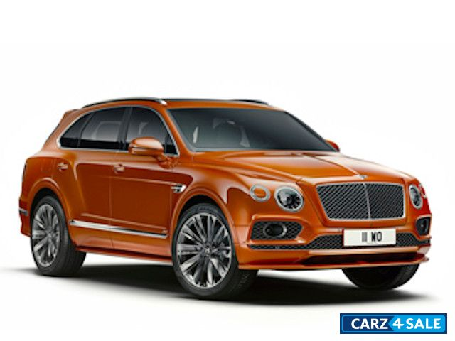 Bentley Bentayga Speed Petrol AT