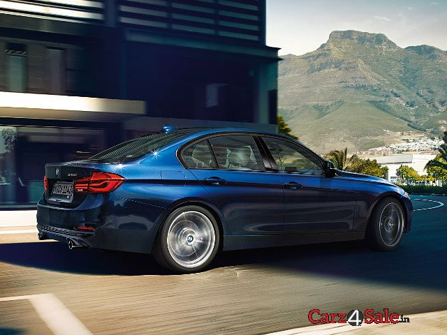 BMW 3-Series 320d Luxury Line