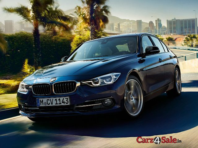 BMW 3-Series 320i Luxury Line