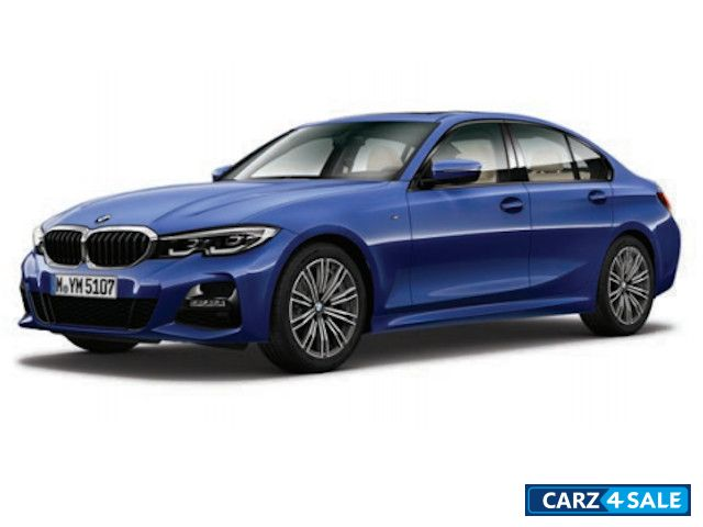 BMW 3-Series 330i M Sport Petrol AT