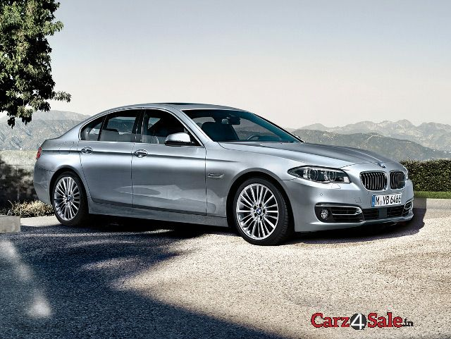 BMW 5-Series 520d Luxury Line