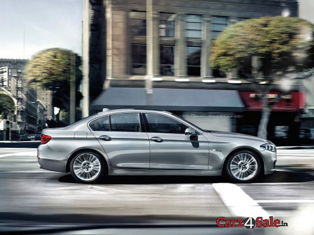BMW 5-Series 520d Prestige Plus