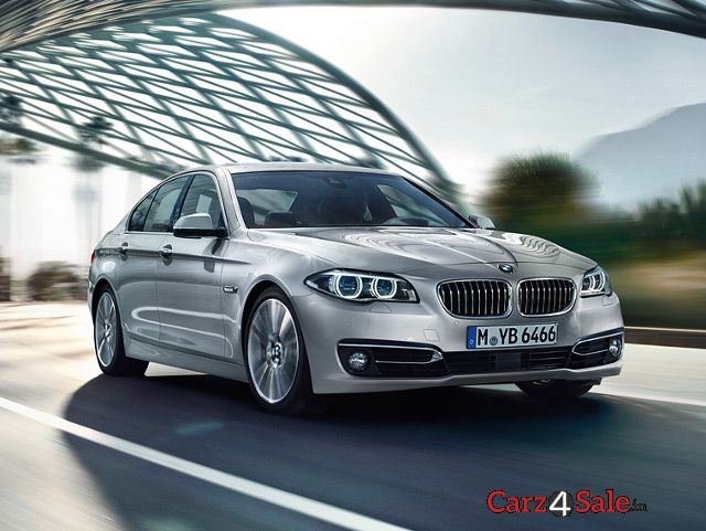 BMW 5-Series 520i Luxury Line