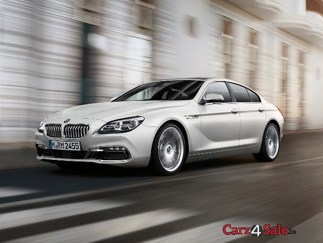 BMW 6-Series 640d Design Pure Experience