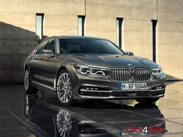 BMW 7-Series 730Ld DPE