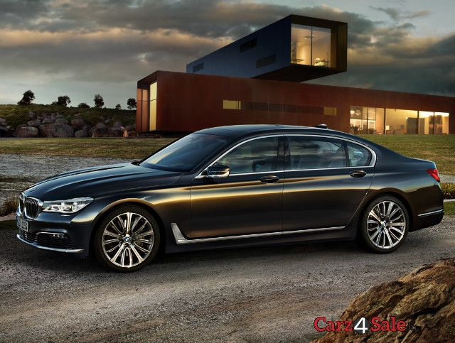 BMW 7-Series 730Ld M Sport