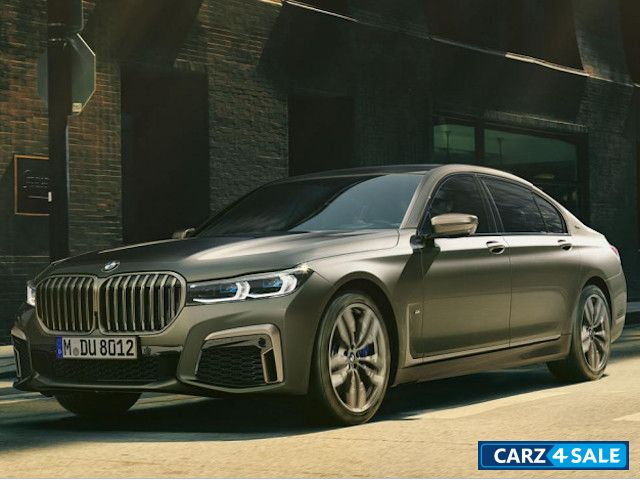 BMW 7-Series 740Li DPE Signature Petrol AT
