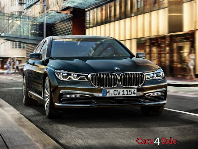 BMW 7-Series 750Li DPE