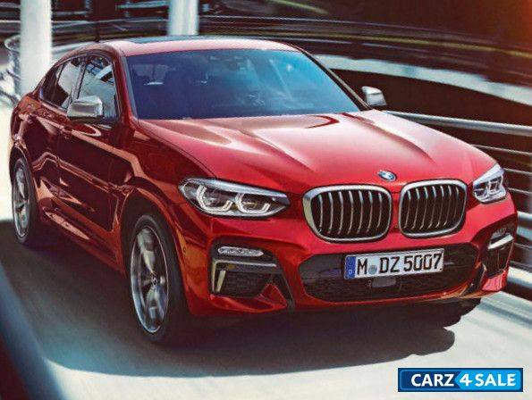 BMW X4 xDrive20d M Sport X Diesel AT