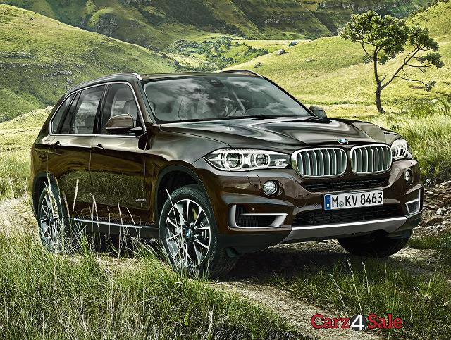 BMW X5 xDrive30d Pure Experience