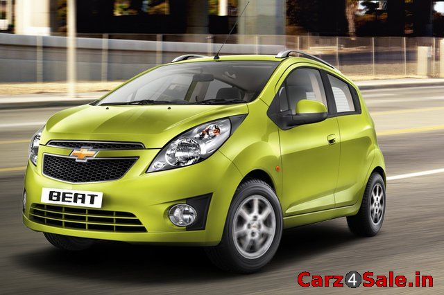 Chevrolet Beat LT LPG