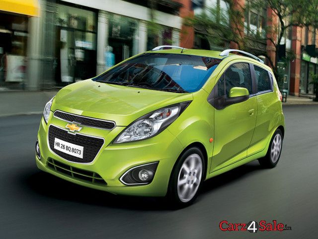 Chevrolet Beat PS