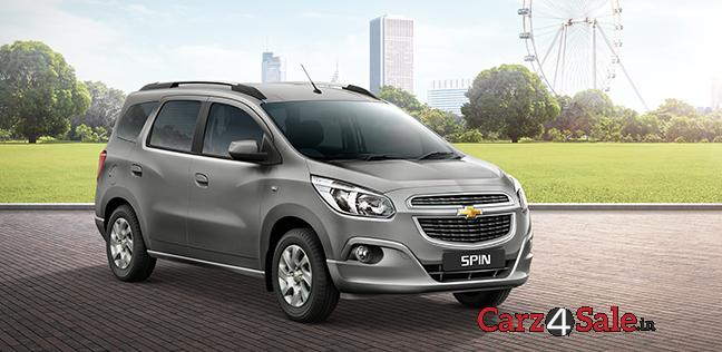 Chevrolet Spin Ltz 15 At Specifications Features Colours Mileage