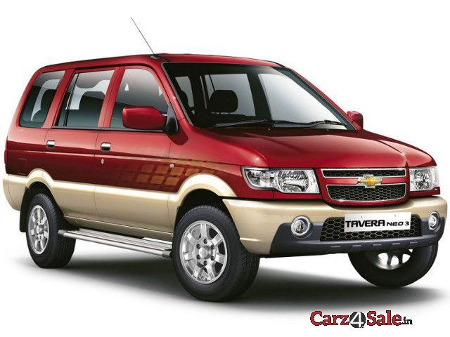 Chevrolet Tavera price, specs, mileage, colours, photos ...