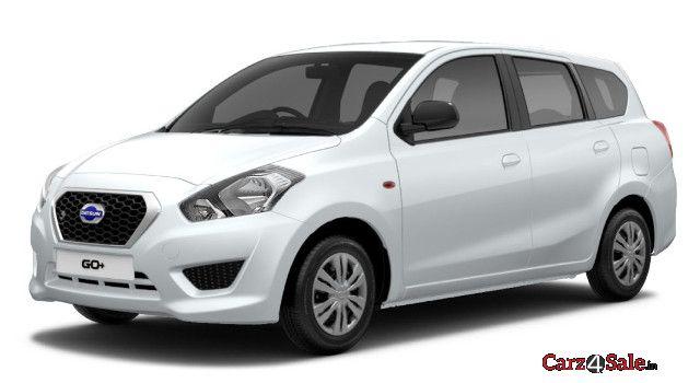 Datsun Go Plus A price, specs, mileage, colours, photos ...