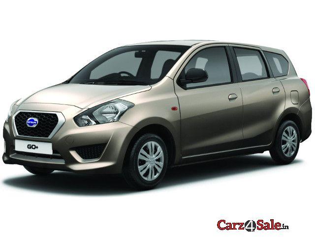 Price of new Datsun Go Plus D - Carz4Sale