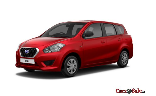 Datsun Go Plus T specifications, features, colours, mileage, reviews, photos, price and complete ...
