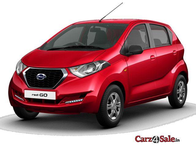 Datsun Redi-GO S price in India. Onroad and Ex-showroom ...