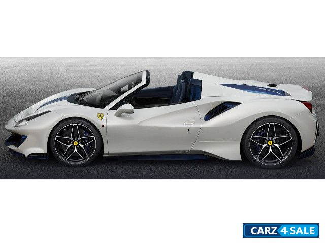 Ferrari 488 Pista Spider V8 Petrol AT