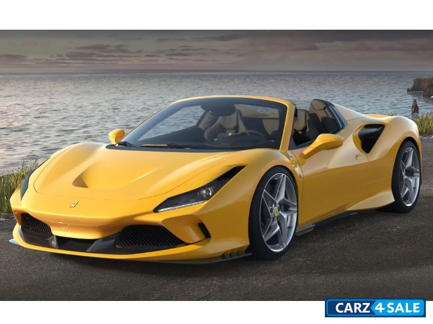 Ferrari F8 Spider V8 Turbocharged Petrol AT