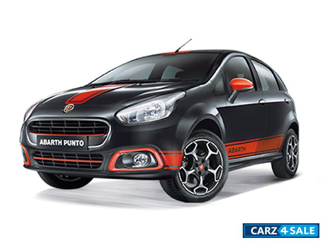 Fiat Abarth Punto Active Fire Petrol