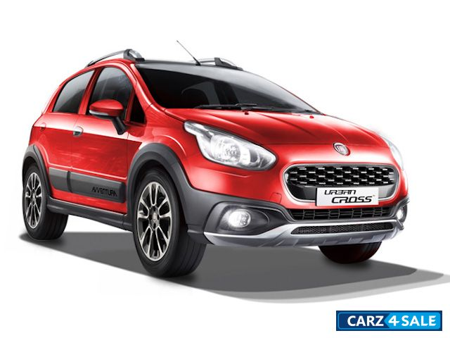 Fiat Avventura Urban Cross Active Multijet 1.3